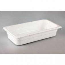 Гастроемкость пластиковая белая APS GN 1/3  h=65мм