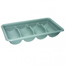 Емкость для столовых приборов 4 секции MGSteel 52*28,5*9,5см, Артикул: KMCT1G, Производитель: MGSteel (Индия)