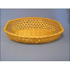 Корзина для хлеба ладья 18*13*5см корич , Артикул: DD3/142600, Производитель: