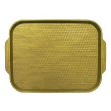 Поднос золотой MG 45*35,5см, Артикул: 1730, Производитель: Мастергласс (Россия)