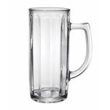 Кружка для пива Минден 0,5л d=80, h=185мм, Артикул: 1254, Производитель: Опытный стекольный завод (Россия)