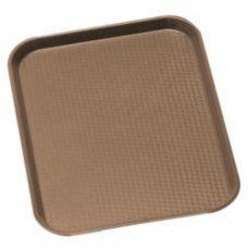 Поднос коричневый Cambro Fast Food 35*45см, Артикул: 1418FF 167, Производитель: Cambro (США)