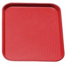 Поднос красный Cambro Fast Food 35*45см, Артикул: 1418FF 163, Производитель: Cambro (США)