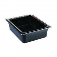 Гастроемкость поликарбонат черная Cambro 1/2 h=100мм, Артикул: 24CW 110Ch, Производитель: