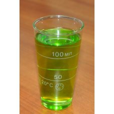 Мерный стакан стеклянный 50/100мл, Артикул: 1221, Производитель: