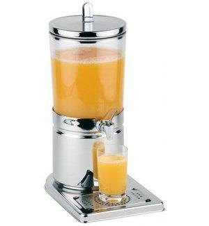 Диспенсер для соков, холод напитков, 4л h=43см колба пласт с 1 охлажд элем APS, Артикул: 10800, Производитель: APS (Германия)