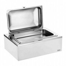 Мармит для сервировки GN1/1-65 с горелками на подставке Pintinox, Артикул: 511B5555, Производитель: Pintinox (Италия)