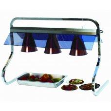 Мармит для подогрева блюд с инфракрасными лампами Gastrorag, Артикул: FM-D01-3, Производитель: Gastrorag (Китай)