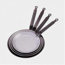 Сковорода для блинов белая сталь Carbone Steel (индукция) De Buyer d=26см, Артикул: 5120.26, Производитель: De Buyer (Франция)