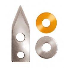 Нож запасной нержавеющий для открывалок Tellier , Артикул: O2830, Производитель: Tellier (Франция)