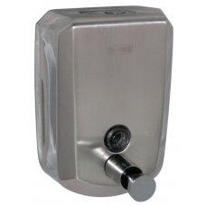 Дозатор для жидкого мыла нержавеющий 0,8л, Артикул: 8608 Lux, Производитель: