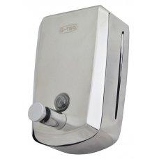Дозатор для жидкого мыла нержавеющий 1л, Артикул: 8610 Lux, Производитель: