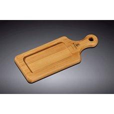 Доска для подачи бамбук Wilmax 16*6см, Артикул: 771001, Производитель: Wilmax (Англия)