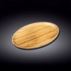Блюдо для подачи овальная бамбук Wilmax 25,5*16,5см, Артикул: 771065, Производитель: Wilmax (Англия)