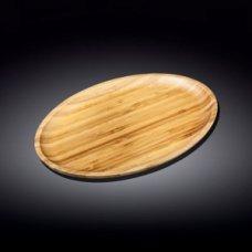 Блюдо для подачи овальная бамбук Wilmax 30,5*20,5см, Артикул: 771067, Производитель: Wilmax (Англия)