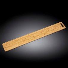 Доска для подачи бамбук Wilmax 100*15см, Артикул: 771142, Производитель: Wilmax (Англия)