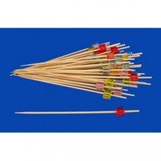 Пики деревянные Кристалл Квадратный 100 штук (L=10см), Артикул: 64-10007, Производитель: Китай