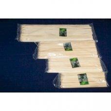 Шампурчики бамбук 100 штук (L=40см, d=4мм), Артикул: 64-30015, Производитель: Китай
