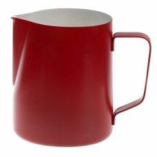 Молочник нержавеющий красный 0,6л, Артикул: 80000255, Производитель: Китай