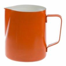 Молочник нержавеющий оранжевый 0,6л, Артикул: 80000254, Производитель: Китай