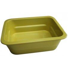 Гастроемкость из фарфора GN 1/2 h=100мм (желтая), Артикул: 220110YL, Производитель: Pillivuyt (Франция)