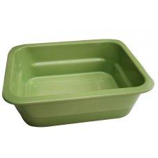 Гастроемкость из фарфора GN 1/2 h=100мм (зеленая), Артикул: 220110GR, Производитель: Pillivuyt (Франция)