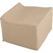 Салфетки однослойные белые 400 штук (24*24см), Артикул: 1760, Производитель: Мастергласс (Россия)