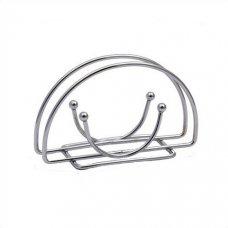Салфетница дугообразная нержавеющая Регата, Артикул: 70535, Производитель: Star industrial Co. Ltd (Китай )