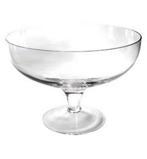 Стеклянная ваза для фруктов Неман d=145мм, h=110мм, Артикул: 3109/2, Производитель: Неман (Беларусь)