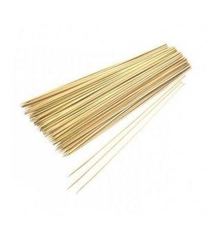 Шампурчики бамбук 100 штук (L=15см, d=2,5мм), Артикул: 31530, Производитель: