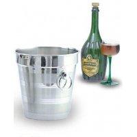 Ведро для шампанского нержавеющее MGSteel d=20см, 3,8л