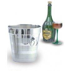 Ведро для шампанского нержавеющее MGSteel d=20см, 3,8л, Артикул: WB17, Производитель: MGSteel (Индия)