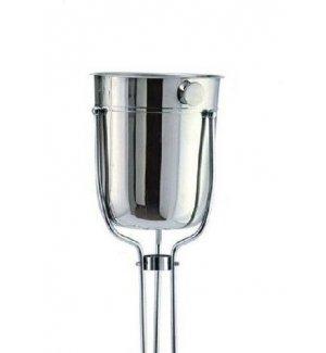 Ведро для шампанского нержавеющее MGSteel 7,6л, Артикул: WB31, Производитель: MGSteel (Индия)