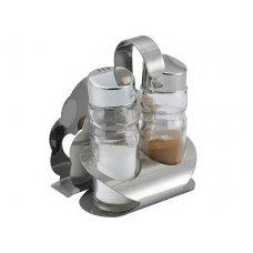 Набор для специй с салфетницей ажурная Спайс 2 предмета, Артикул: 416А, Производитель: