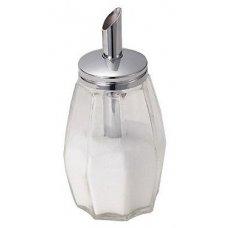 Сахарница с дозатором стеклянная 180гр, Артикул: 211D, Производитель: