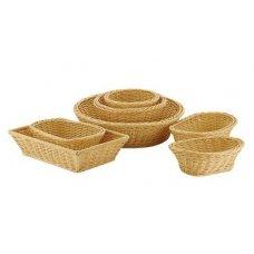 Корзина для хлеба прямоугольная из полиротанга APS 30*24,5*8см, Артикул: 40154, Производитель: APS (Германия)