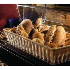 Корзина для хлеба прямоугольная с крышкой Pintinox 52,5*32*29,5см, Артикул: 97150760, Производитель: Pintinox (Италия)
