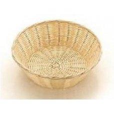 Корзина для хлеба круглая полипропиленовая 22*6см, Артикул: 3002, Производитель: