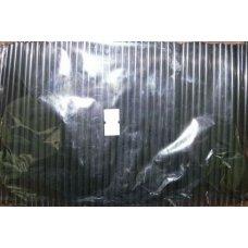 Трубочки коктейльные черные MINI 400 штук (0,5*14см)