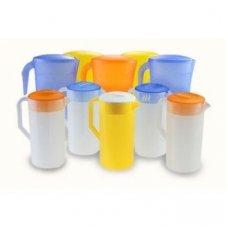 Мерный пластиковый кувшин 2,4л, Артикул: S-750, Производитель: Пластхозторг (Россия)