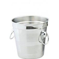 Емкость для льда из нержавеющей стали MGSteel d=13см, 1,5л, Артикул: IB21, Производитель: MGSteel (Индия)