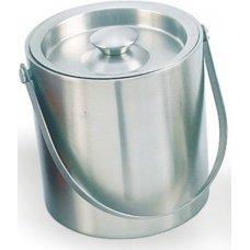 Емкость для льда нержавеющая MGSteel 1,7л, d=15см, Артикул: IBD35, Производитель: MGSteel (Индия)