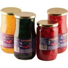 Вишня красная коктейльная с черенком 0,75кг, Артикул: 20124, Производитель: Luciano (Италия)