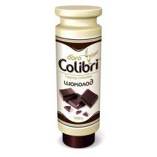 Шоколадный топпинг Золотая Колибри 1кг