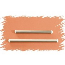 Скалка нержавеющая Gimetal L=300мм, d=25мм, Артикул: MTI30, Производитель: GI.METAL (Италия)