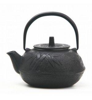 Чайник чугунный Xingtai 600мл, Артикул: G-013-0,6L/Black, Производитель: Xingtai Sanxia Cast Iron CO LTD (Китай)