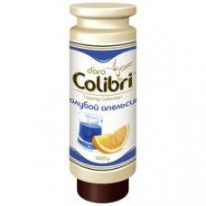 Голубой апельсин топпинг Золотая Колибри 1кг, Артикул: 45981, Производитель: Colibri D`oro (Россия)