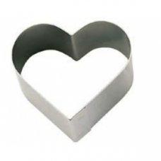 Форма для выкладки и выпечки Сердце De Buyer d=6см, h=4см, Артикул: 3077.06, Производитель: De Buyer (Франция)