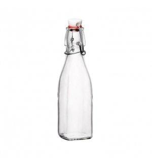 Бутылка с пробкой Bormioli Rocco 0,25л, Артикул: 314730, Производитель: Bormioli Rocco (Италия)