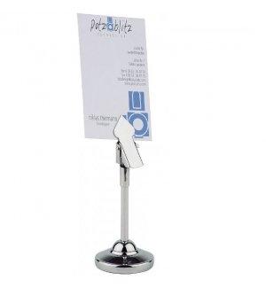 Держатель для карточек нержавеющий APS (набор из 4 штук) L=10см, Артикул: 00070, Производитель: APS (Германия)